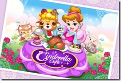 Cinderella Cafe for iOS