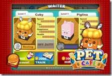Pet Cafe for iOS