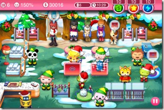 Pretty Pet Salon Seasons Xmas - Salon