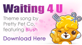 Download and listen to the Pretty Pet Salon 2 theme song 'Waiting 4 U