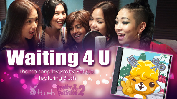 "Download ""Waiting 4 U"" theme song by Pretty Pet Co. featuring Blush"